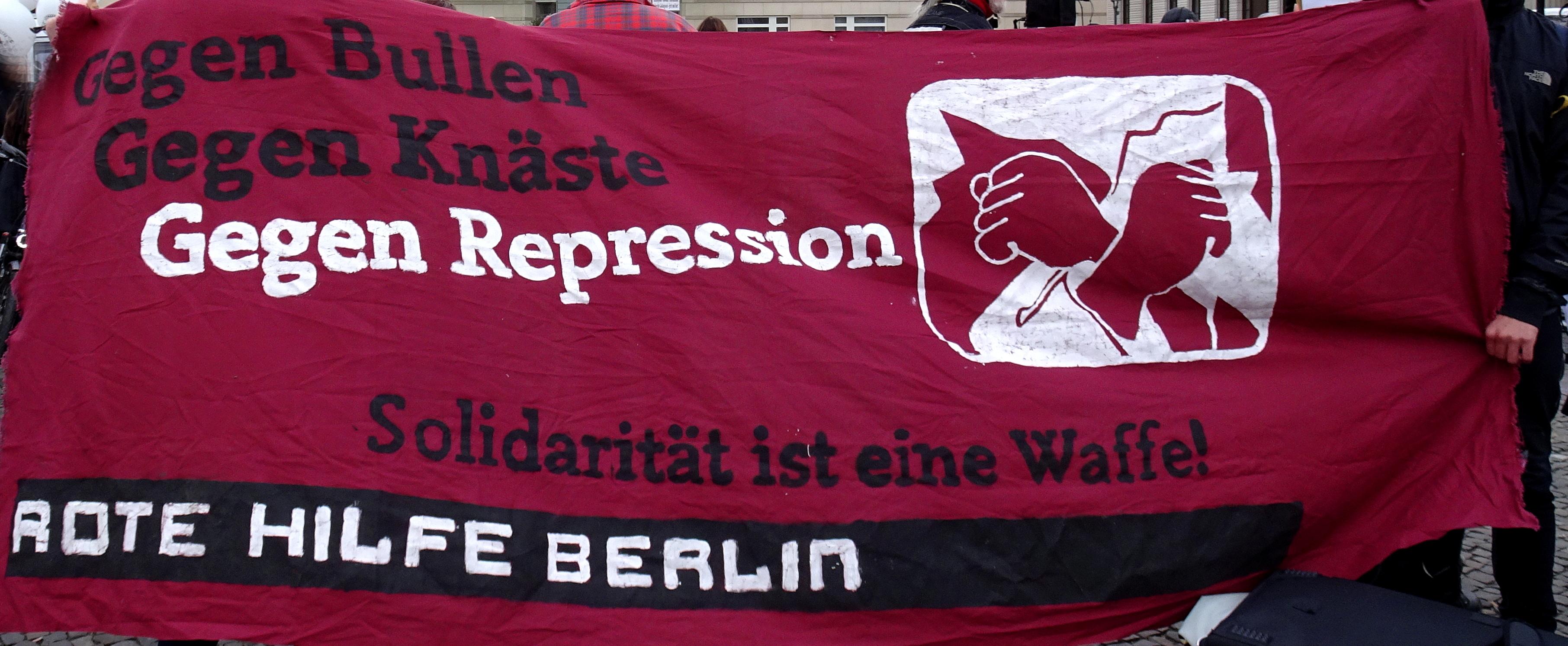 RH - gegen Repression