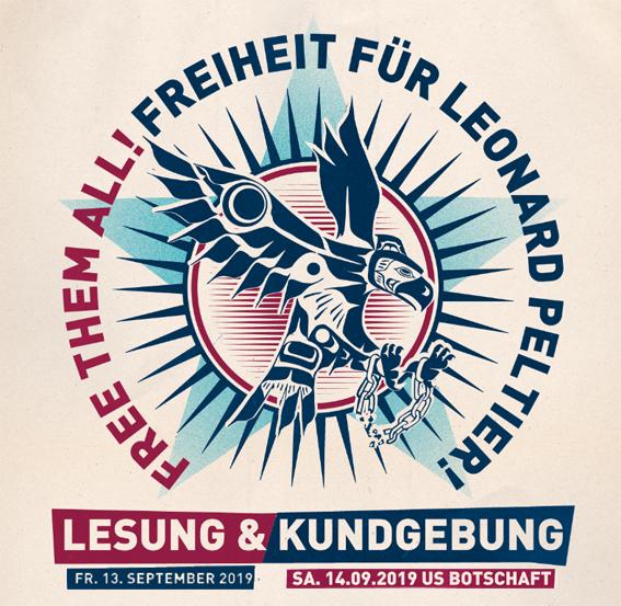 Free Leonard Peltier - Free Them ALL!
